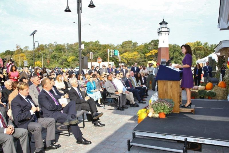 Lica lie welcome center grand opening for 150 motor parkway hauppauge